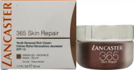 Image of Lancaster 365 Skin Repair Youth Renewal Rich Day Cream SPF15 50ml