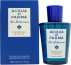 Image of Acqua Di Parma Blu Mediterraneo Mandorlo di Sicilia Shower Gel 200ml