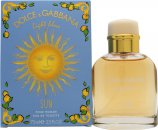 Image of Dolce & Gabbana Light Blue Sun Pour Homme Eau de Toilette 75ml Spray