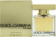 Image of Dolce & Gabbana The One Eau de Toilette 30ml Spray
