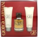 Image of Giorgio Armani Acqua di Gio Absolu Gift Set 40ml EDP + 75ml Shower Gel + 75ml Aftershave Balm