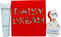 Image of Marc Jacobs Daisy Dream Gift Set 30ml EDT + 30ml Body Lotion