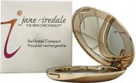 Click to view product details and reviews for Jane iredale refillable foundation compact 99g rose gold.