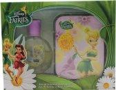 Disney Fairies Gift Set 50ml EDT + Tin