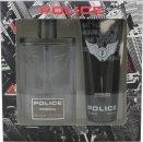 Police Original Gift Set 100ml EDT  100ml Shower Gel