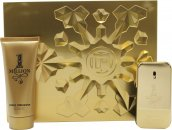 Paco Rabanne 1 Million Gift Set  50ml EDT  100ml Shower Gel