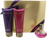 Monsoon Monsoon Gift Set 30ml EDT  100ml Body Cream  100ml Bath & Shower Cream