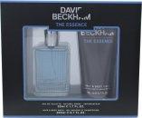 David Beckham Classic Blue Gift Set 40ml EDT  200ml Shower Gel