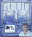 Antonio Banderas Blue Seduction Gift Set 100ml EDT  100ml Aftershave