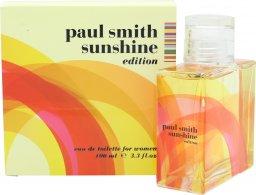 Paul Smith Sunshine Edition Eau de Toilette 100ml Spray