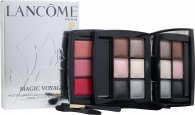 Lancome Magic Voyage Travel Lip & Eye Palette 6x Eye Shadow  3x Lip Colour  2x Applicator