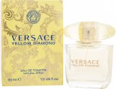Click to view product details and reviews for Versace yellow diamond eau de toilette 30ml spray.