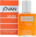 Jovan Musk For Men Aftershave 118ml Splash