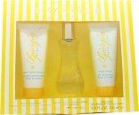 Giorgio Beverly Hills Giorgio Gift Set 90ml EDT  100ml Body Moisturiser  100ml Body Wash