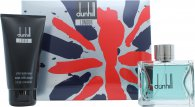 Dunhill London Gift Set 100ml EDT  150ml Aftershave Balm