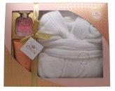 Style & Grace Utopia Extravagant Robe Set 50ml EDP  150ml Body Lotion  Bath Robe (One Size)