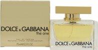 Image of Dolce & Gabbana The One Eau de Parfum 75ml Spray