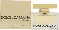 Image of Dolce & Gabbana The One Eau de Parfum 50ml Spray