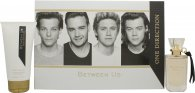 One Direction Between Us Gift Set 50ml EDP  150ml Body Lotion