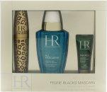 Helena Rubinstein Lash Queen Feline Gift Set 7.2ml Mascara  50ml All Mascaras! Eye MakeUp Remover  3ml Prodigy Eye Care