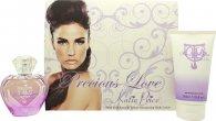 Katie Price Precious Love Gift Set 50ml EDP  150ml Shimmering Body Lotion
