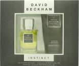 Click to view product details and reviews for David beckham instinct gift set 30ml edt 150ml shower gel.