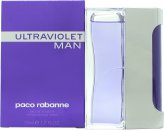 Paco Rabanne Ultraviolet Man Eau De Toilette 50ml Spray