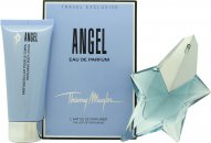 Thierry Mugler Angel Gift Set 50ml EDP Spray  100ml Perfuming Body Lotion