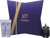 Thierry Mugler Alien Gift Set 30ml EDP  50ml Body Lotion  50ml Shower Gel